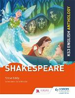 Cover for Key Stage 3 English Anthology: Shakespeare by Steve Eddy