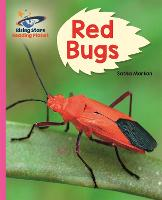 Cover for Reading Planet - Red Bugs! - Pink B: Galaxy by Sasha Morton