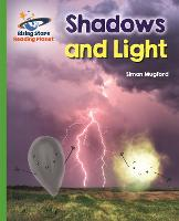 Cover for Reading Planet - Shadows and Light - Green: Galaxy by Simon Mugford