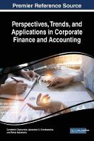 Cover for Perspectives, Trends, and Applications in Corporate Finance and Accounting by Constantin Zopounidis