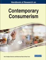 Cover for Handbook of Research on Contemporary Consumerism by Hans Ruediger Kaufmann