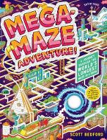 Cover for Mega-Maze Adventure!  by Scott Bedford