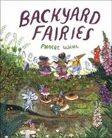 Cover for Backyard Fairies by Phoebe Wahl