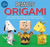 Cover for Peanuts Origami  by Charles M. Schulz