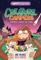 Cover for Surprise Under the Stars (Creature Campers Book 2) by Joe McGee