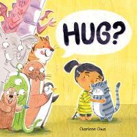 Cover for Hug? by Charlene Chua