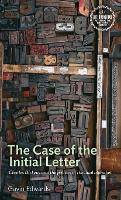 Cover for The Case of the Initial Letter  by Gavin Edwards
