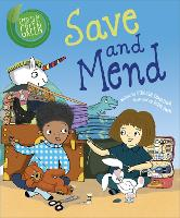 Cover for Save and Mend by Deborah Chancellor