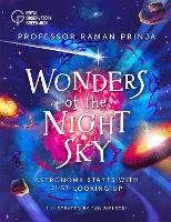 Cover for Wonders of the Night Sky by Raman Prinja