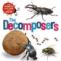 Cover for The Insects that Run Our World: The Decomposers by Sarah Ridley