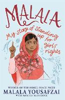 Cover for Malala My Story of Standing Up for Girls' Rights by Malala Yousafzai, Patricia McCormick