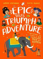 Cover for Epic Tales of Triumph and Adventure by Simon Cheshire