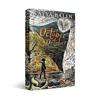 Cover for October, October by Katya Balen