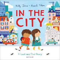 Cover for In the City by Holly James