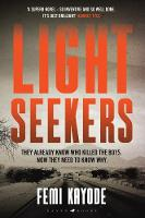 Cover for Lightseekers  by Femi Kayode