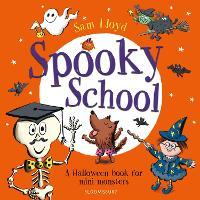 Cover for Spooky School by Sam Lloyd