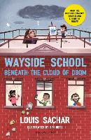 Cover for Wayside School Beneath the Cloud of Doom by Louis Sachar