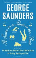 Cover for A Swim in a Pond in the Rain  by George Saunders