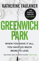 Cover for Greenwich Park by Katherine Faulkner