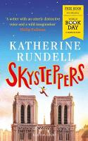 Cover for Skysteppers  by Katherine Rundell