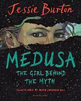 Cover for Medusa by Jessie Burton
