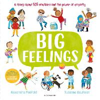 Cover for Big Feelings by Alexandra Penfold