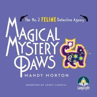Cover for Magical Mystery Paws by Mandy Morton