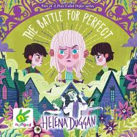 Cover for The Battle for Perfect by Helena Duggan