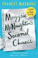 Cover for Maggsie McNaughton's Second Chance by Frances Maynard