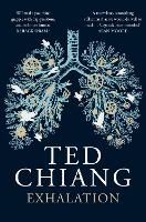 Cover for Exhalation by Ted Chiang