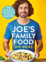 Book Cover for Joe's Family Food