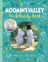 Cover for Moominvalley: The Activity Book by Amanda Li