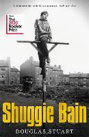 Cover for Shuggie Bain  by Douglas Stuart