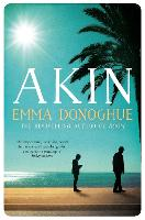 Cover for Akin by Emma Donoghue