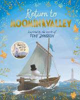 Cover for Return to Moominvalley by Amanda Li