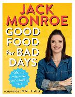 Cover for Good Food for Bad Days  by Jack Monroe