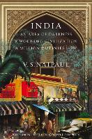 Cover for India  by V. S. Naipaul