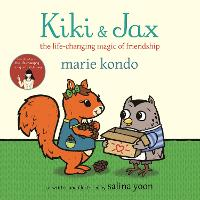 Cover for Kiki and Jax  by Marie Kondo