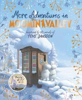 Cover for More Adventures in Moominvalley by Amanda Li