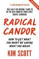 Cover for Radical Candor  by Kim Scott