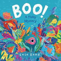 Cover for Boo! A Fishy Mystery by Kate Read