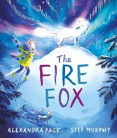 Cover for The Fire Fox by Alexandra Page