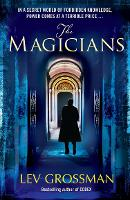 Cover for The Magicians (Book 1) by Lev Grossman