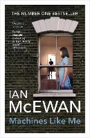 Cover for Machines Like Me by Ian McEwan
