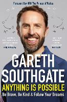 Cover for Anything is Possible  by Gareth Southgate