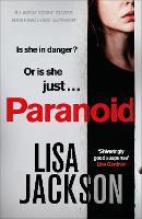 Cover for Paranoid by Lisa Jackson