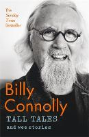 Cover for Tall Tales and Wee Stories  by Billy Connolly