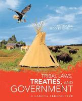 Cover for Tribal Laws, Treaties, and Government  by Patrick Lee