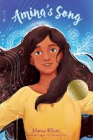 Cover for Amina's Song by Hena Khan
