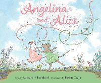 Cover for Angelina and Alice by Katharine Holabird